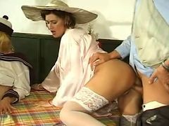 Classic, German, Ass, Hairy classic gals, Xhamster.com