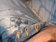 Hairy, Jeans, Jeans leather, Xhamster.com