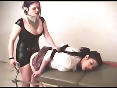 Goth, Lesbian, Strapon, Lesbians hard strapping, Xhamster.com