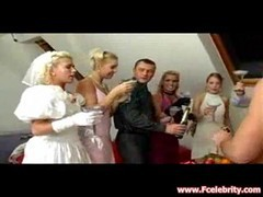Bride, Party, Wedding, Wedding orgy, Drtuber.com