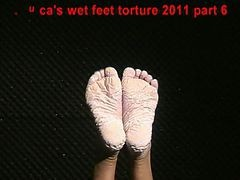 Feet, Wet, Steel tube show, Xhamster.com