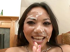 Bukkake, Adrianna luna and jennifer best strapon, Xhamster.com