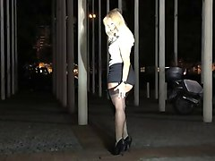 Nylon, Berlin night, Xhamster.com