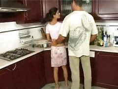 Kitchen, Giselle monet, Xhamster.com