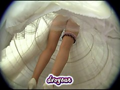 Upskirt, Wedding, My wedding night, Xhamster.com