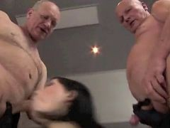 Teen, Old Man, Beautiful lady fucked by dirty old man, Xhamster.com