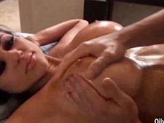 Massage, Oil, Ass, Audrey bitoni cum, Gotporn.com