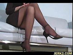 Stockings sex clips