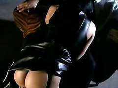 Leather, Lesbians wearing leather, Xhamster.com