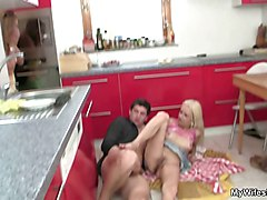 Wife, Housewife let's husband fuck her friends, Xhamster.com