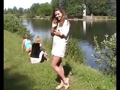 Flashing, Public, Teen, Flashing holtel room, Xhamster.com