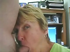 Granny short hair blonde homemade, Xhamster.com