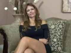 Latina, Creampie, Two cock pussy creampie, Gotporn.com