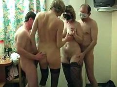 French, Threesome, Mature, French secretary, Xhamster.com