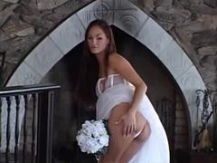 Bride, Wedding, Sara stone bride, Xhamster.com