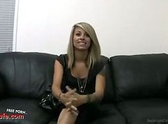 Casting, Backroom, Backroom casting couch creampie, Gotporn.com