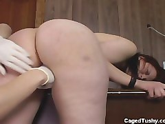 Goth, Ass, Big Ass, Jail, Crossdresser trio in jail, Pornhub.com