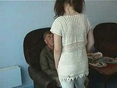 Russian, Old And Young, Old and young sex, Xhamster.com