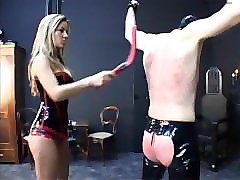 Latex, Slave, Slave milked by latex mistress, Pornhub.com