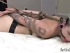Tied, Dark angel, Pornhub.com