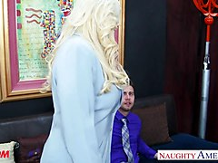 Blonde, Alura jenson by cop, Xhamster.com