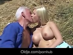 Bus, Blonde, Farm, Princess donna day 2, Pornhub.com