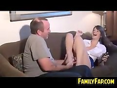 Japanese daughter in law vs father in law, Fapli.com