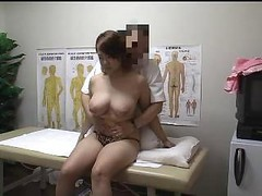 Asian, Japanese, Massage, Ass, Massage chubby, Drtuber.com