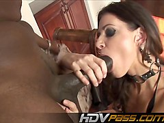 Hd, Ass, Interracial, India summer double, Xhamster.com