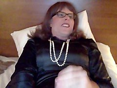 Satin, Dress, Satin and lace 2, Xhamster.com