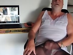 Young boy wanking in front of maid, Pornhub.com