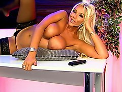Stockings lucy zara, Xhamster.com