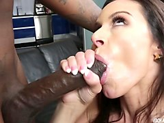 Black, Interracial, Kendra lust strap on, Xhamster.com