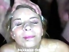 Blonde, Bukkake, Fetish, French arab morrocan bukkake with 80 guys, Pornhub.com