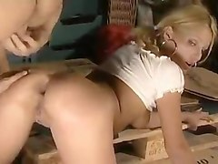 Anale, Bionda, Doppia Anale, Sesso A Tre, Africane anale, Xhamster.com