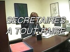 French, Secretary, French big tits, Xhamster.com