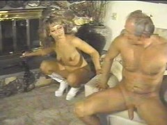 Old Man, Strapon, Mixed strapon wrestling, Xhamster.com