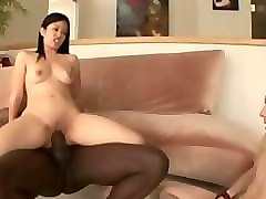 Asian, Wife, Cuckold, Interracial, Gianna michael cum swallo, Pornhub.com