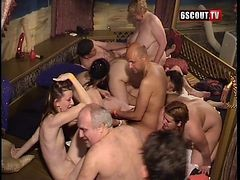 Gruppe, Party, Sperma gruppe anal extrem, Xhamster.com
