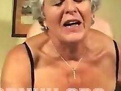 British, Short haired skinny granny, Pornhub.com