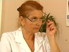 Bus, Granny, Doctor, German, Doctor jessica james, Xhamster.com