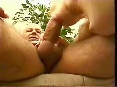 Bisexual, Old Man, Grandmother and daughter fuck old man, Xhamster.com