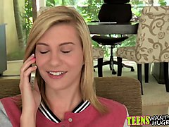Blonde, Teen, Jamie brooks, Xhamster.com