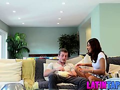 Latina, Babe, Creampie, Jewels jade a soldier s salute, Xhamster.com