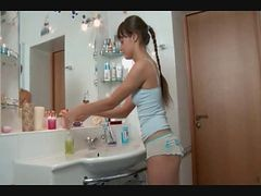 Bath, Bathroom, Cute, Russian, Asian bath, Xhamster.com