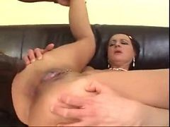 Black, Mom, Ass, Mature, Sexy mom fucked and creampied by son s, Xhamster.com