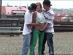 Public, Teen, Orgy, Threesome, Alexis crystal - lexi dona, Xhamster.com
