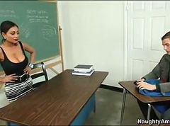 Teacher, Busty priya rai, Tube8.com