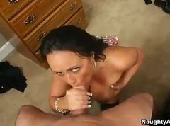 Housewife, Wife, Wet, Mariah milano punished, Tube8.com