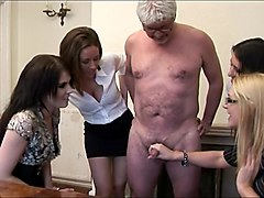 Old Man, Home in hidden cam, Xhamster.com